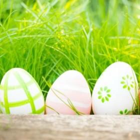 Dziesięć pomysłów na eko Wielkanoc