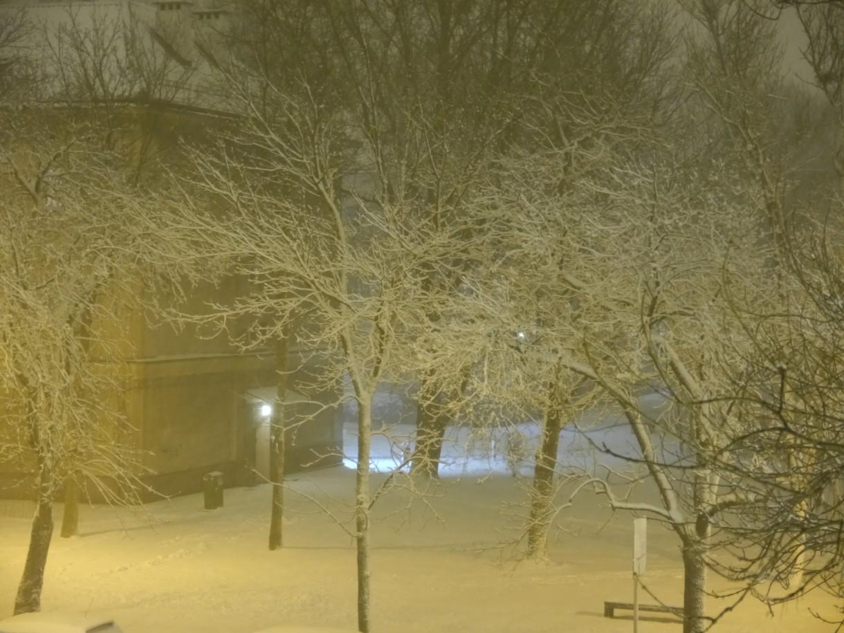 Pozostałe, Trochę bieli - i śnieżnie