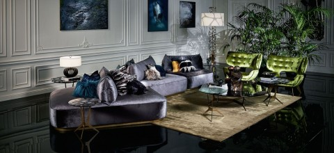 Roberto Cavalli Home – luksus i optymizm we wnętrzu