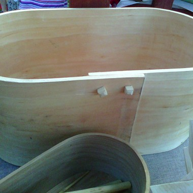 Naczynia drewniane