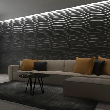 Panele ścienne 3D firmy ZD Design
