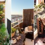 Balkon, Pomysły, jak urządzić balkon