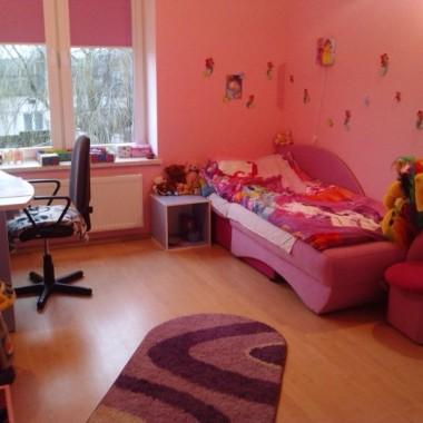 Już po zmianach pokoju 6-latki :)