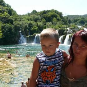 Wodospady Kryka