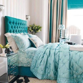 Kolor w sypialni