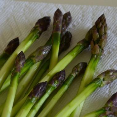 szparagi z warzywniaka M