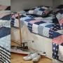 Pozostałe, narzuty dekoracyjne na łóżka z tendom.pl - http://tendom.pl/products/narzuta-na-lozko-america-180x260cm