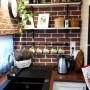 Kuchnia, Moja kuchnia/salon po 3 latach... :)