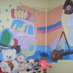 pokój dziecęcy