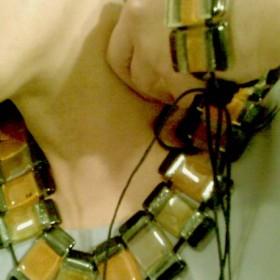 biżuteria szklana