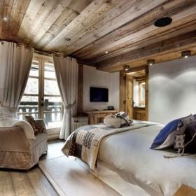 Przytulny dom w Alpach we Francji