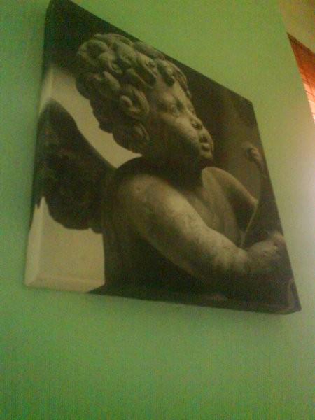 Pozostałe, moje mieszkanko, a moze przymiarki do stworzenia cieplusiego gni - jeden z moich aniołków