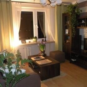 Salon po zmianach i troszkę reszty mieszkania...