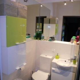 Nasza 3metrowa łazienka