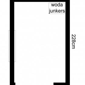 Mała kuchnia 3,8m2