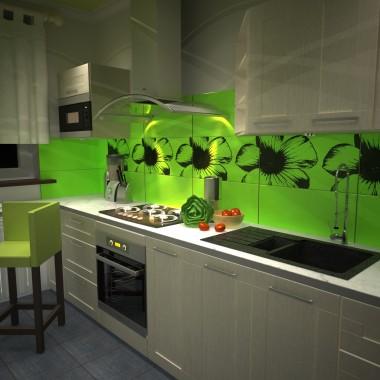 Kuchnia-inna opcja kolorystyczna(zadanie domowe)