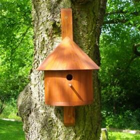 budki lęgowe i karmniki dla ptaków