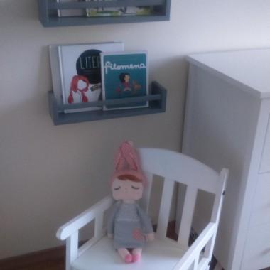 Pokój 3,5-letniej Laury