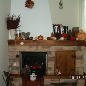 Jesienny kominek