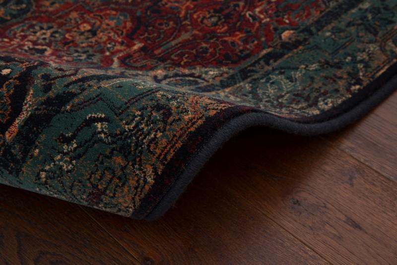 Praktyczny i stylowy – dywan Dywilan Superior Super Kain Granat