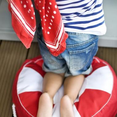 Poducha siedzisko-idealna dla dziecka