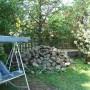 Pozostałe, Ogród majowo - czerwcowy... - Sterta kamieni, którą muszę jakoś zagospodarować.