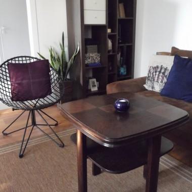 Stolik odnowiony własnoręcznie