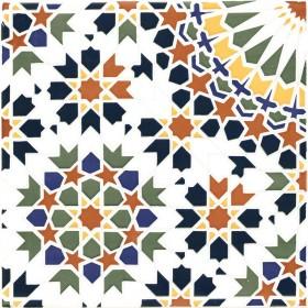 Piękne marokańskie płytki
