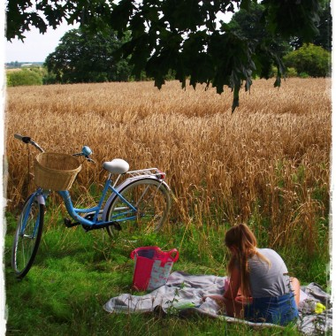 ..... rowerowym szlakiem &#x3B;
