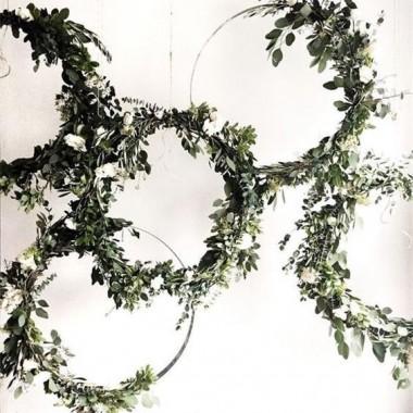 Marzycie o bajkowym ślubie? Nasza pracownia tenDOM umożliwi Wam jego przygotowanie. Wykonamy dla Was dekoracje roślinne & kwiatowe skrojone na miarę. Zapraszamy do kontaktu mailowego. (zdjęcia: Pinterest.com).