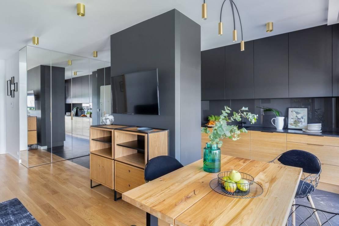 Domy i mieszkania, Elegancki apartament na warszawskiej Woli
