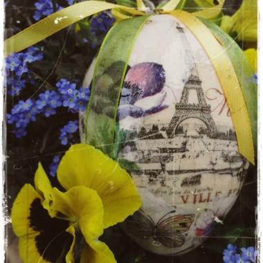 Wielkanocne jaja w stylu retro &#x3B;