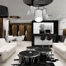 LOOK #11 - nowoczesne wnętrze apartamentu