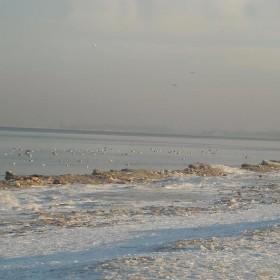 Spotkanie z Kasią nad morzem............