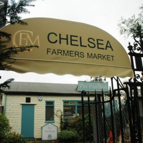 Market Ogrodniczy na Chelsea :)