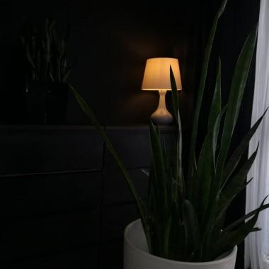 troszkę się zmieniło , lampa nad stołem jest tymczasowo a