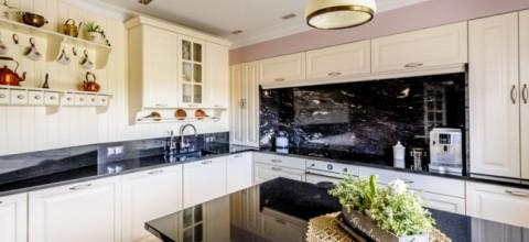 Kolory w kuchni - najmodniejsze połączenia kolorystyczne