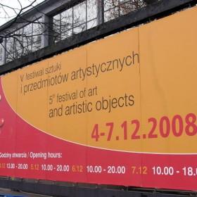 V Festiwal Sztuki i Przedmiotów Artystycznych - Poznań
