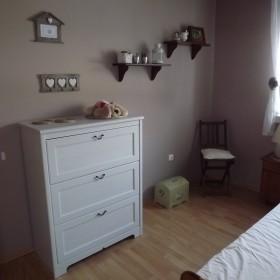 odnowiona sypialnia