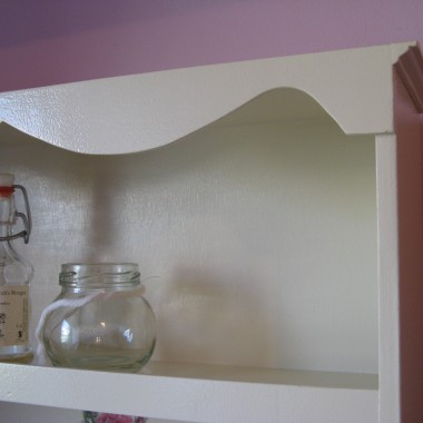 Półeczki na przyprawy lub inne drobne rzeczy. Tworzone w domowej pracowni na indywidualne zamówienie