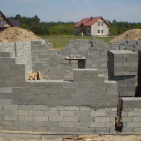 dom-początki budowy