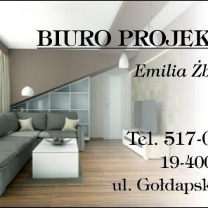 BIURO PROJEKTOWE EMILIA ŻBIKOWSKA