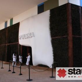 """STAUSS na Expo 2008 - """"Człowiek i woda"""""""
