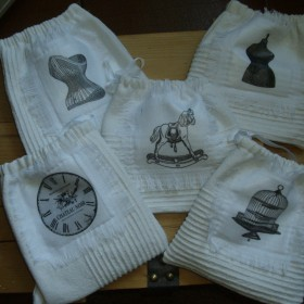 woreczki i poduszki