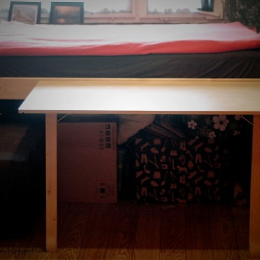Jak zrobić rozkładany, montowany do ściany stół - DIY