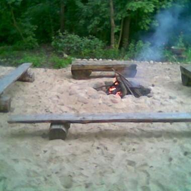 no i miejsce na ognisko