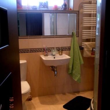 łazienka dla gości..