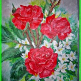 Obrazy kwiatów