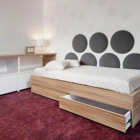 Łóżko - komfortowo w każdym calu