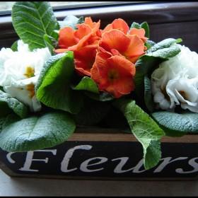 kwiatowo :)